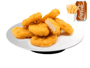 menu nuggets