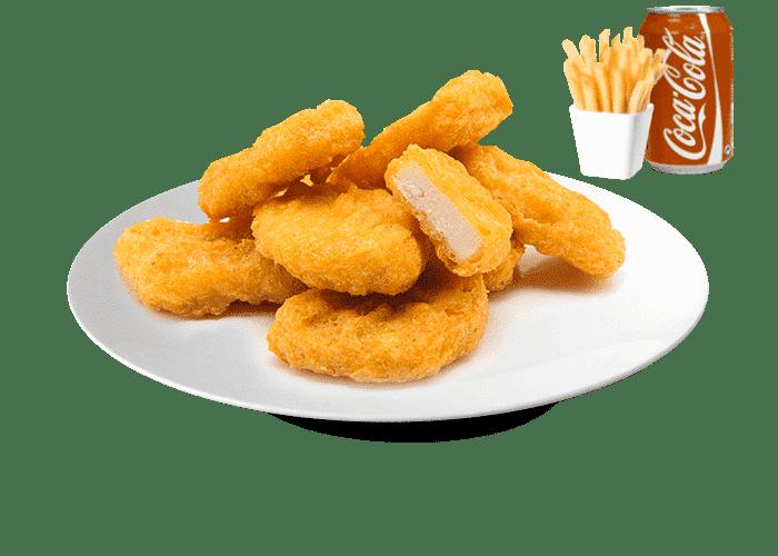 menu nuggets